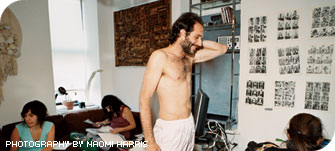 Dov Charney, American Apparel