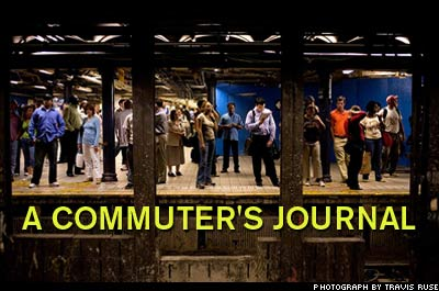 A Commuter's Journal