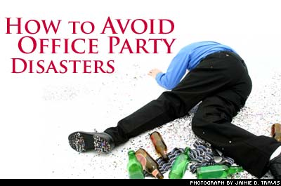 How to Avoid Office Party Disasters