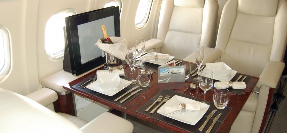 How I Flew to 13 Countries in First Class Without Buying Tickets