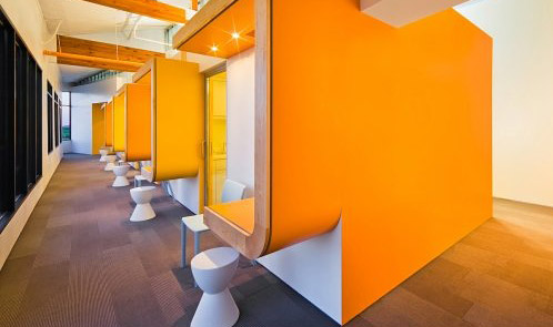 <p class='hname'> <a href='http://www.inc.com/ss/worlds-coolest-offices-2010/innovative-interiors'>Sugarbug Pediatric Dental</a> | <a href='http://www.inc.com/ss/worlds-coolest-offices-2010/innovative-interiors'>AB Design Studio, Inc.</a> | Oxnard, California | Innovative Interiors </p>