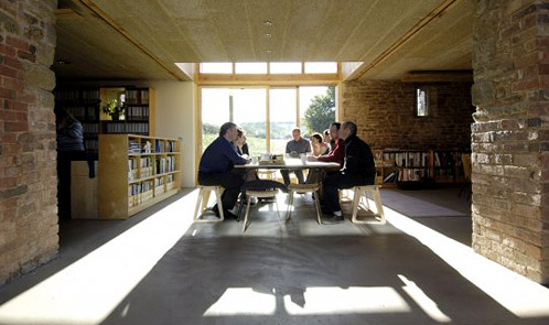 <p class='hname'><a href='http://www.inc.com/ss/worlds-coolest-offices-2010/coolest-converted-office-spaces'>Architype</a> | Hereford, United Kingdom | Coolest Converted Office Spaces</p>