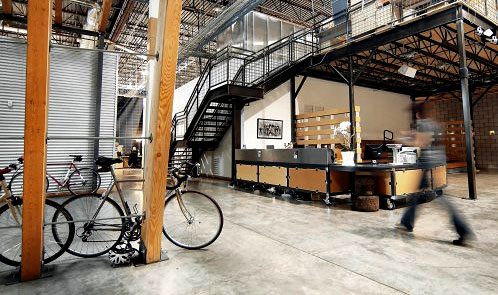 <p class='hname'><a href='http://www.inc.com/ss/worlds-coolest-offices-2010/coolest-converted-office-spaces'>Crispin Porter + Bogusky</a> | Boulder, Colorado | Coolest Converted Office Spaces</p>