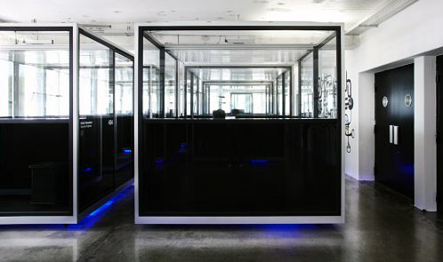 <p class='hname'> <a href='http://www.inc.com/ss/worlds-coolest-offices-2010/coolest-use-space'>OpenSystems</a> | <a href='http://www.inc.com/ss/worlds-coolest-offices-2010/coolest-use-space'>Meury Architektur</a> | Zurich, Switzerland | Making the Best Use of Space </p>